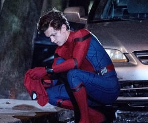 Marvel, spiderman, and peter parker image