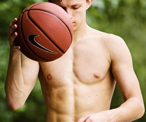 tom holland, abs, and holland image