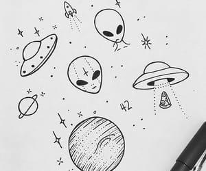 Ovni, ufos, and spaceship image