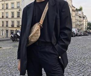 Balenciaga and street style image