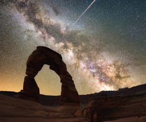 Adobe Photoshop, astronomy, and night photography image