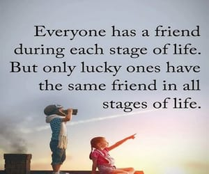 friend and life image