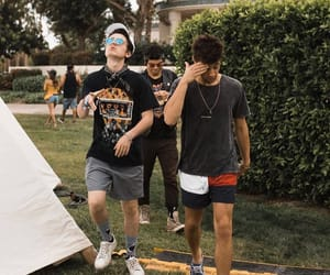 camerondallas, taylorcaniff, and chrismiles image