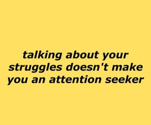 quotes, yellow, and struggles image
