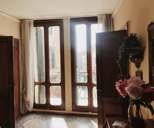 apartment, italy, and room image