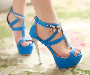 fashion, shoes, and high heels sandals image