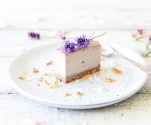banana, cheesecake, and delicious image