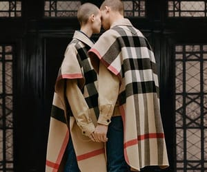 Burberry, resort 2019, and editorial image