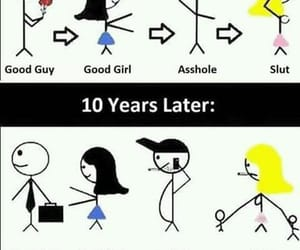 crazy, funny, and gold digger image