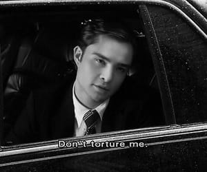 chuck bass, gossip girl, and quotes image
