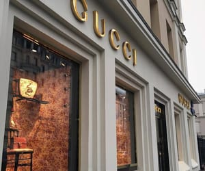 gucci, luxury, and brand image