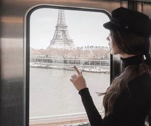 france, paris, and eiffel tower image