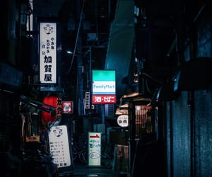 neon, original photographers, and night photography image
