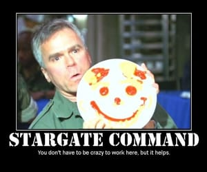 meme, jack oneill, and series image