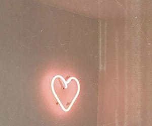 heart, aesthetic, and pink image