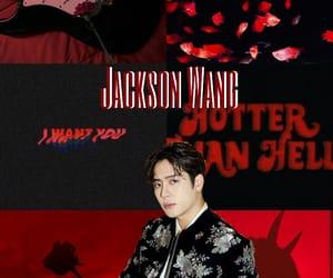 jackson, kpop, and jackson wang image