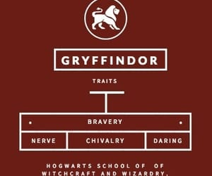 griffindor, harry potter, and magic image