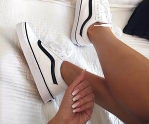 nails, shoes, and sneakers image