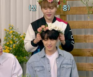 17, Seventeen, and flowercrowns image