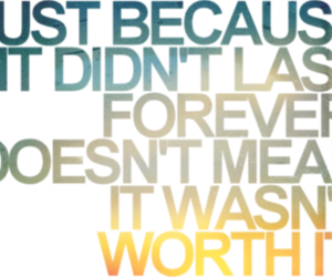 text, forever, and typography image