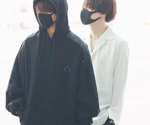 min yoongi, jeon jungkook, and bts image