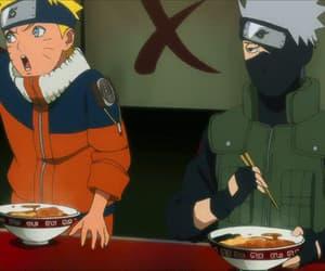gif, kakashi, and naruto image