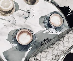 coffee, gucci, and freshtaste image