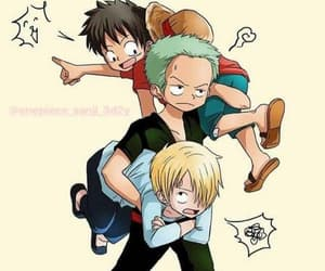 one piece, anime, and sanji image