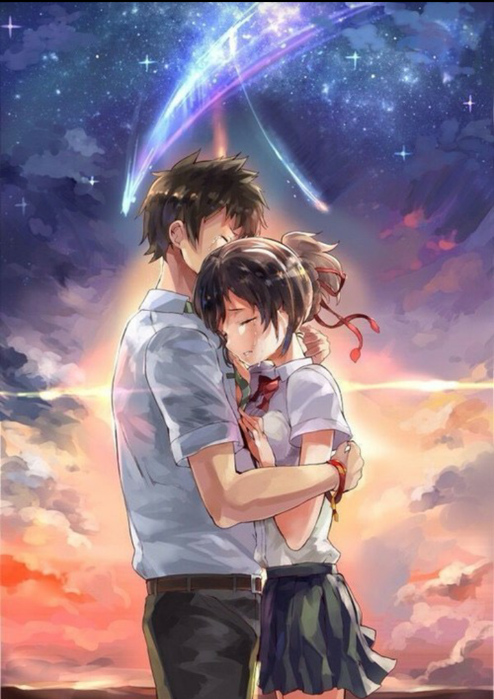 Your Name Wallpaper Discovered By Farzan On We Heart It