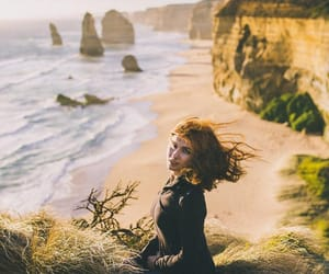 adventures, girl, and nature image
