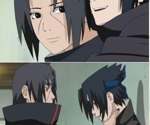 eyes, family, and sasuke image