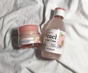 peach and cute image