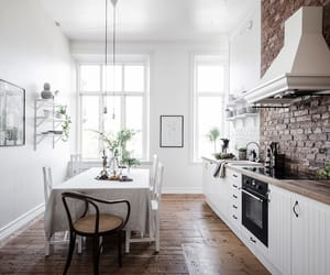 bedroom, kitchen, and decorating image