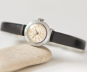 mechanical watch, sustainable fashion, and montre femme image