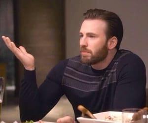 chris evans, Marvel, and meme image
