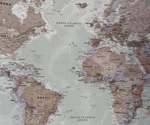 around, sea, and travel image