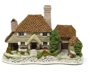 etsy, made in england, and winter cottages image