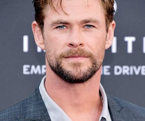 Hot, sexy, and chris hemsworth image