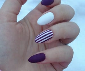 beauty, nails, and nailart image