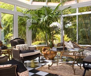 conservatory, greenhouse, and inspiring interiors image