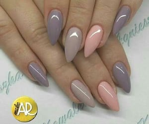 beauty, nails, and colours image