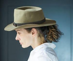 etsy, safari hat vintage, and festival hat cowboy image