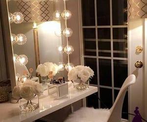 makeup, room, and home image