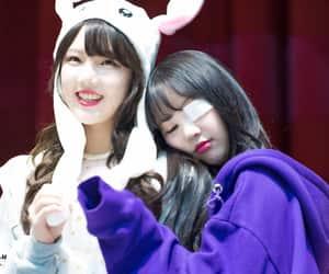 idol, jung eunbi, and k-pop image