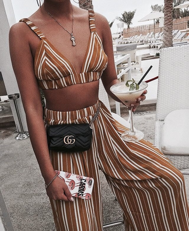 chic, outfit, and ootd image