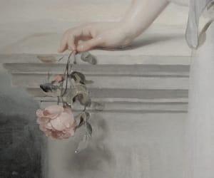 aesthetic, alternative, and flower image