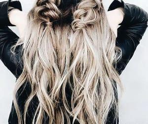 braided, hairgoals, and braids image