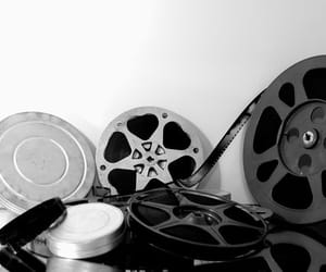 film, black and white, and cinema image