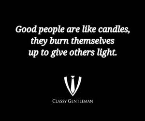 candles, good, and people image