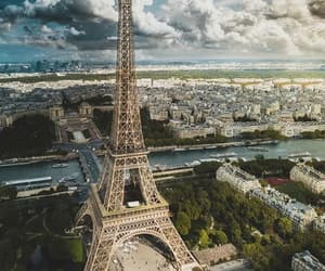 nature, paris, and travel image